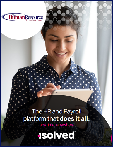 isolved HR and Payroll Platform Guide