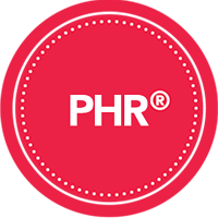 Professional in Human Resources (PHR) certification