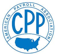 Certified Payroll Professionals (CPP) certification