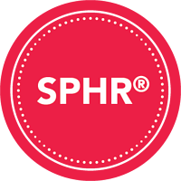 Senior Professional in Human Resources (SPHR) certifiation